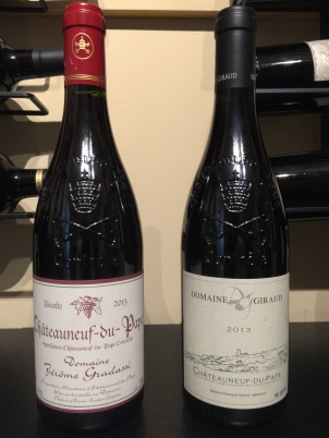 Chateauneuf-Du Pape-Two Stars-PartOne