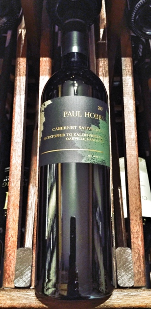 Paul Hobbs Winery Cabernet Sauvignon Beckstoffer To Kalon Vineyard 2012